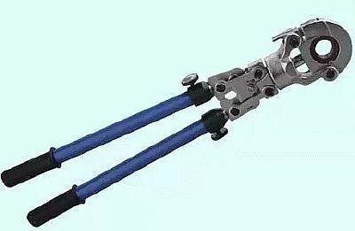 Пресс клещи для металлопластиковых труб - виды, характеристики, монтаж соединения