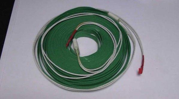 Фото: греющий кабель для труб