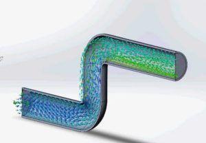 фото - Скорость потока воды в трубопроводе
