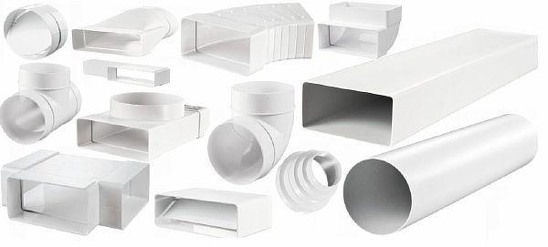 фото: виды вентиляционных трубопрокатов