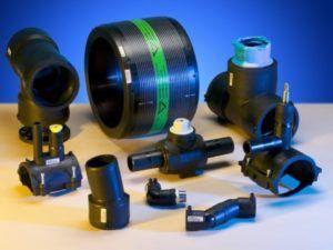 Фото муфты для пластиковых труб