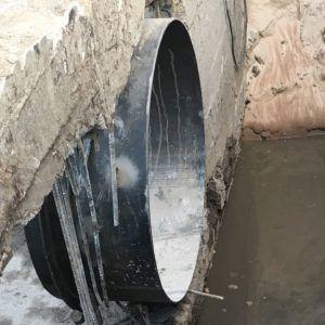 Фото установки патрона для сети отопления