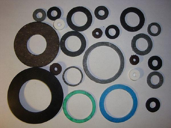 Фото: уплотнительные прокладки для герметизации