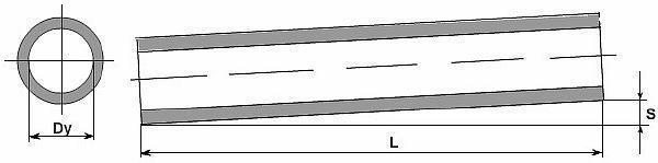 Фото - калькулятор уклона канализационных труб