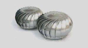 Фото – роторные вентиляционные дефлекторы