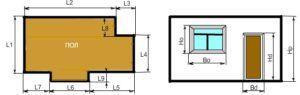Фото - онлайн калькулятор расчета обоев на комнату