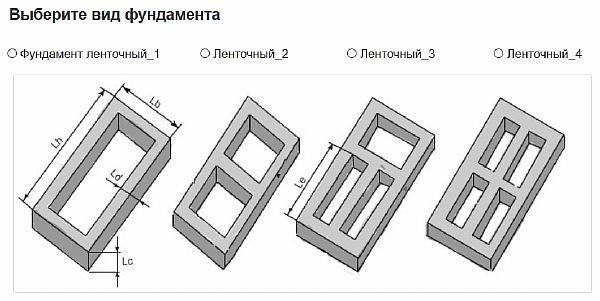 Фото - Онлайн калькулятор для расчет цемента на фундамент
