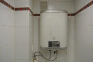 Фото – водонагреватель для воды в квартире