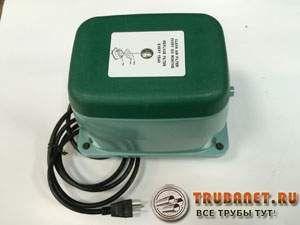 Фото – компактный компрессор для аэрации сточных вод в емкости без откачки