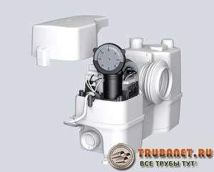 Фото – сололифт для канализации модели D-3
