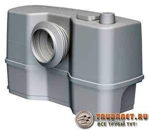 Фото – сололифт WC-1 для канализации