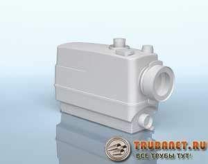 Фото – сололифт модели СWC-3 для канализации
