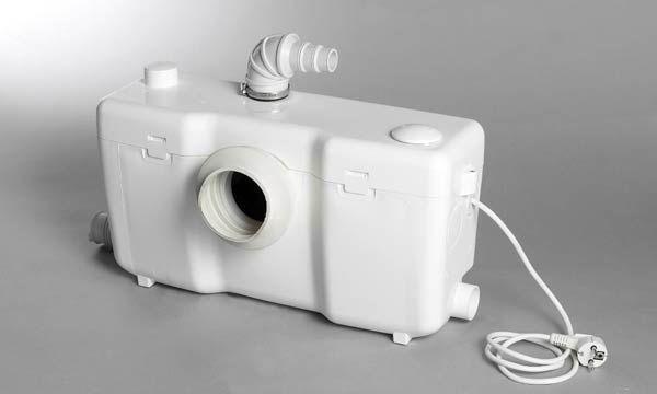 Фото – санитарная насосная система
