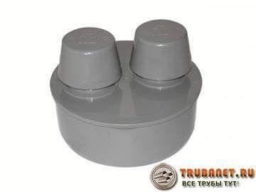 Фото – воздушный клапан для канализации