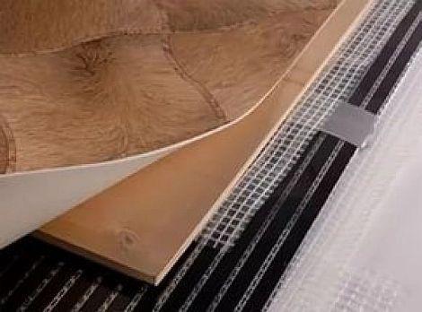 Фото — Подготовка деревянного основания