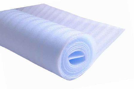 Фото — Гладкая полистирольная подложка в рулонах