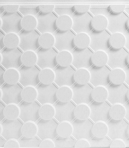 Фото — Полистирольная плита с бобышками