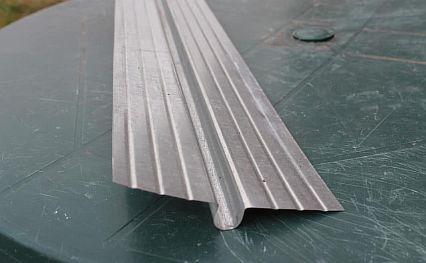 Фото — Металлические пластины для монтажа нагревательных элементов