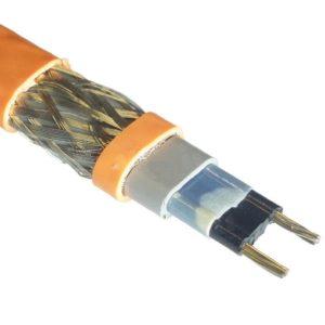 Фото — Двужильный кабель для тёплого пола