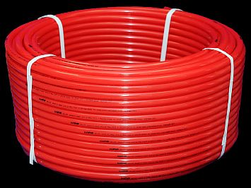 Фото — Трубы PE-RT с повышенной термостойкостью