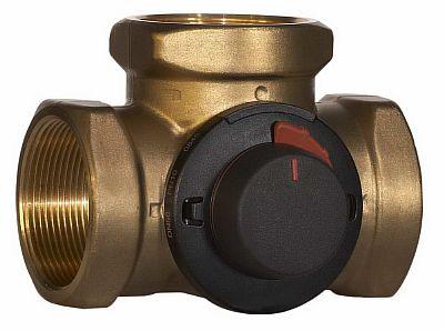 Фото — Трёхходовой клапан для тёплого пола