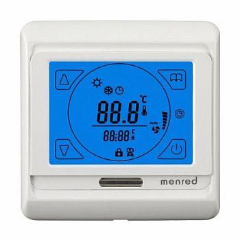 Фото — Терморегулятор для тёплого пола