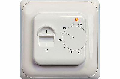 Фото — Установка термостата