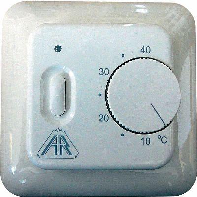 Фото — Механический терморегулятор для тёплого пола