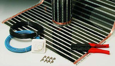 Теплый пол в гараже: плюсы и минусы, как сделать водяной и электрический своими руками