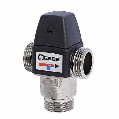 Фото — Клапан с терморегулятором