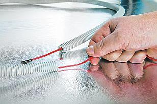 Монтаж электрического теплого пола своими руками: расчет, схема укладки, подключение