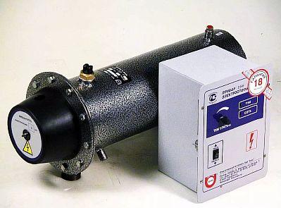 Фото — Индукционный электрический котёл
