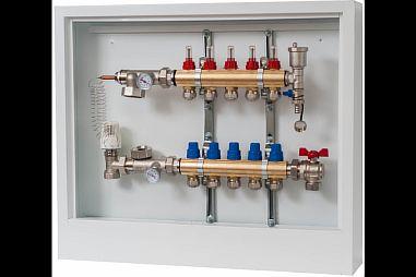 Теплый пол в ванной под плитку: монтаж электрической и водяной системы своими руками