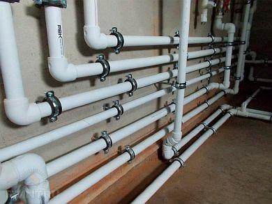 Фото — Пластиковые трубы в отоплении