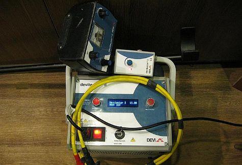 Фото — Трансформатор для прожига изоляции