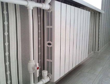 Фото - Биметаллический радиатор