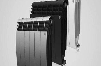 Фото - Радиаторы отопления для квартиры