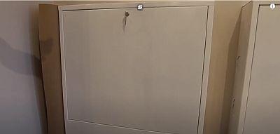 Фото - Шкаф с оборудованием управления тёплыми полами