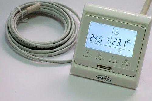 Фото - терморегулятор