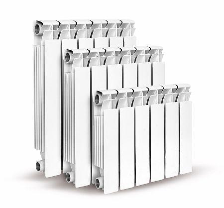 Фото - Биметаллические радиаторы отопления