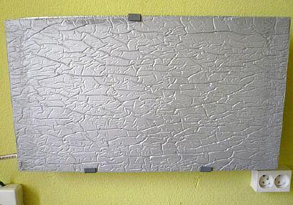 Фото - Кварцевая панель отопления