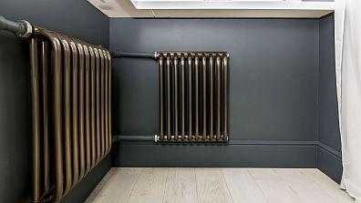 Фото - Медный радиатор отопления