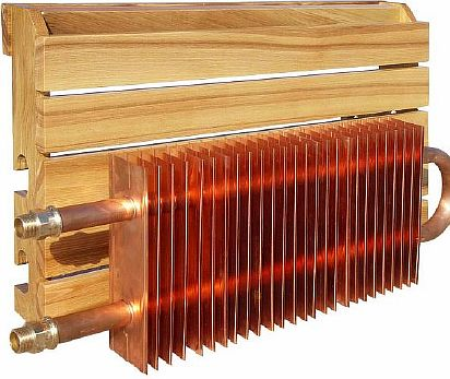 Фото - Пластинчатый радиатор