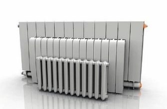 фото -какие радиаторы отопления лучше ставить в частном доме