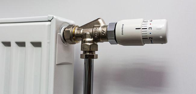 фото - Угловой терморегулятор