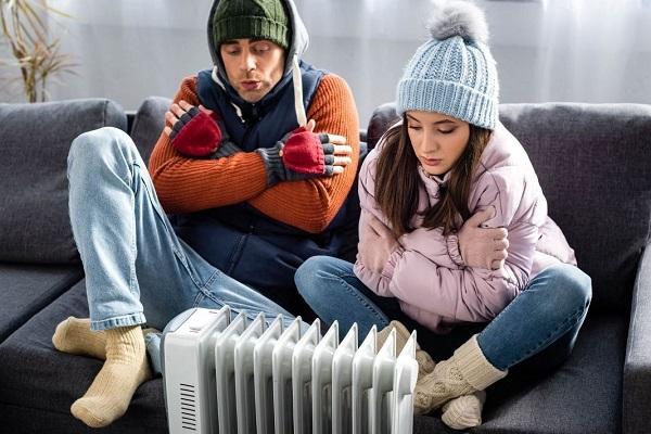 Фото - холодно в доме